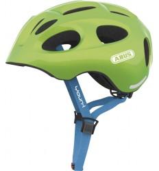 Abus detská cyklistická prilba Youn-I Green