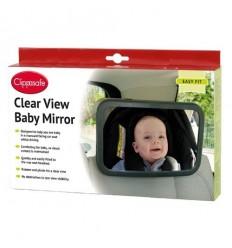 Clippasafe spätné zrkadlo do automobilu