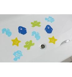 Abus Kim protišmykové nálepky do sprchového kúta a vaničky