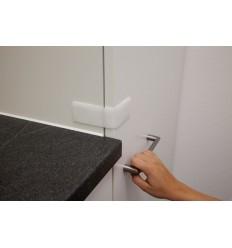Abus uzamykací pásik skriniek na suchý zips JC6602 Mimi - 2ks