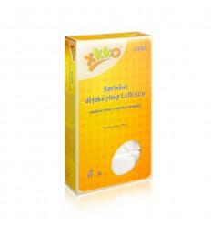 XKKO Bavlnené detské plienky LUX eco 70x70 nebielené 10 ks