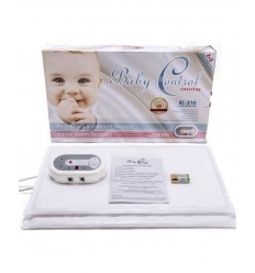 Monitor dychu Babycontrol BC-210 1x2 podložky