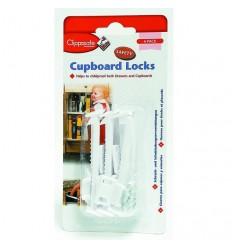 Clippasafe poistka skriniek/zásuviek 6ks