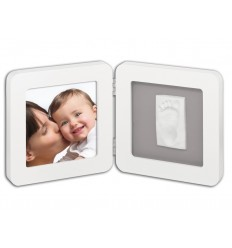 Baby Art fotorámik Print Frame White & Grey