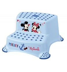 Keeper dvojstupienok k umývadlu Mickey & Minnie