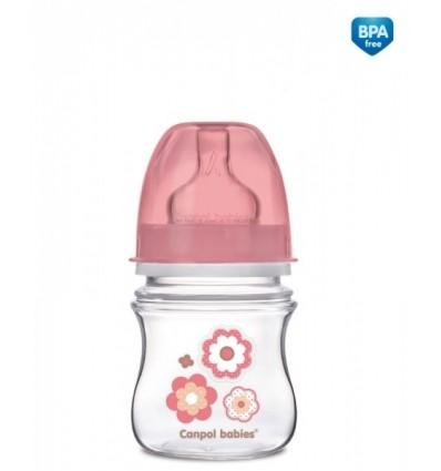 Canpol antikoliková fľaša Newborn Baby 120 ml