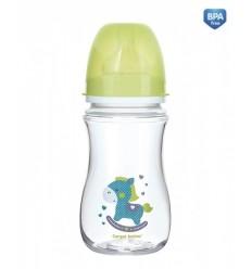 Canpol antikoliková fľaša Toys 240 ml