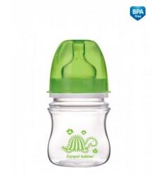 Canpol antikoliková fľaša Zvieratká 120 ml