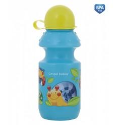 Canpol športová fľaša s poistkou 360 ml