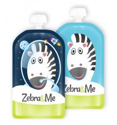 Zebra&Me kapsička na stravu