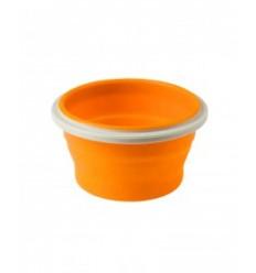 BabyOno miska silikónová, skladacia 220 ml