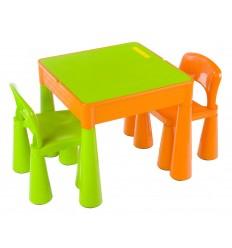 Tega baby stolík + stoličky Mamut