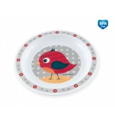 Canpol plastový tanierik Cute Animals