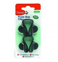 Clippasafe držiak nákupnej tašky na kočík Uni malý