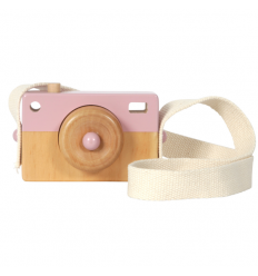 Little Dutch drevený fotoaparát
