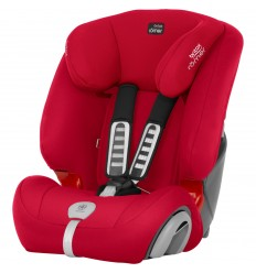 Autosedačka Britax-Römer Evolva 123 Plus fire red