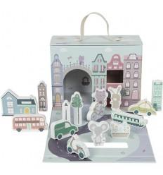 Little Dutch mesto v kufríku
