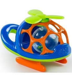 Hračka helikoptéra Oball O-Copter™ modrá