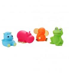 BabyOno hračky do kúpeľa 4 ks