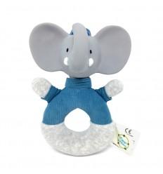 Meiya&Alvin hrkálka/hryzátko sloník Alvin
