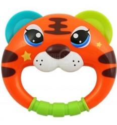 Chrastítko baby Mix Tiger