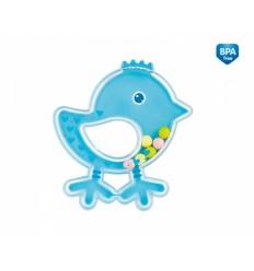 Canpol Babies hrkálka Vtáčik modrá