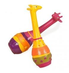 B-Toys rumba gule žirafy