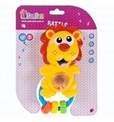 Bam Bam hudobná hrkálka lev