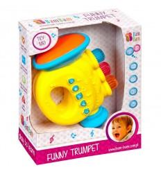 Bam Bam zábavná trumpeta