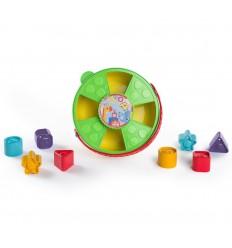 Bright Starts hračka na triedenie tvarov Twist&Grow 6m+
