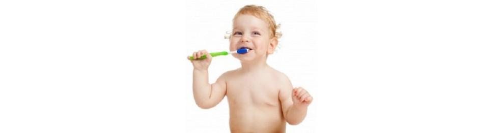 Detské zubné kefky